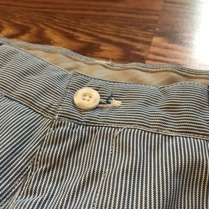 PGA GOLF Pin Striped Shorts